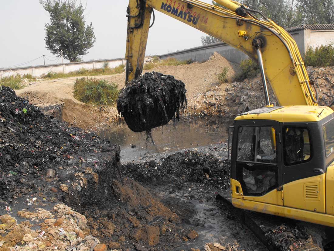 顺义区楼台镇、杨镇红寺等7处非正规垃圾填埋场施工治理项目