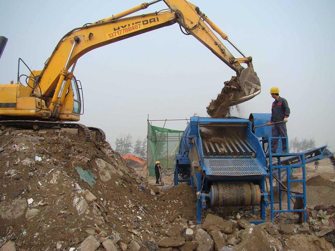 北京大兴区非正规垃圾填埋场治理工程项目