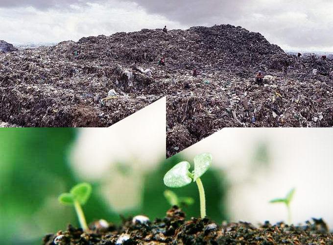 福清一坝底垃圾填埋场存量垃圾治理