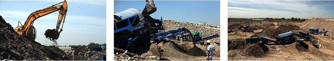 非正规垃圾填埋场治理方案