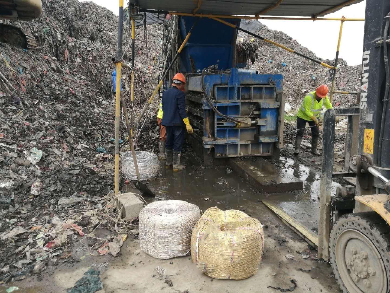 湖州市织里镇存量垃圾治理项目