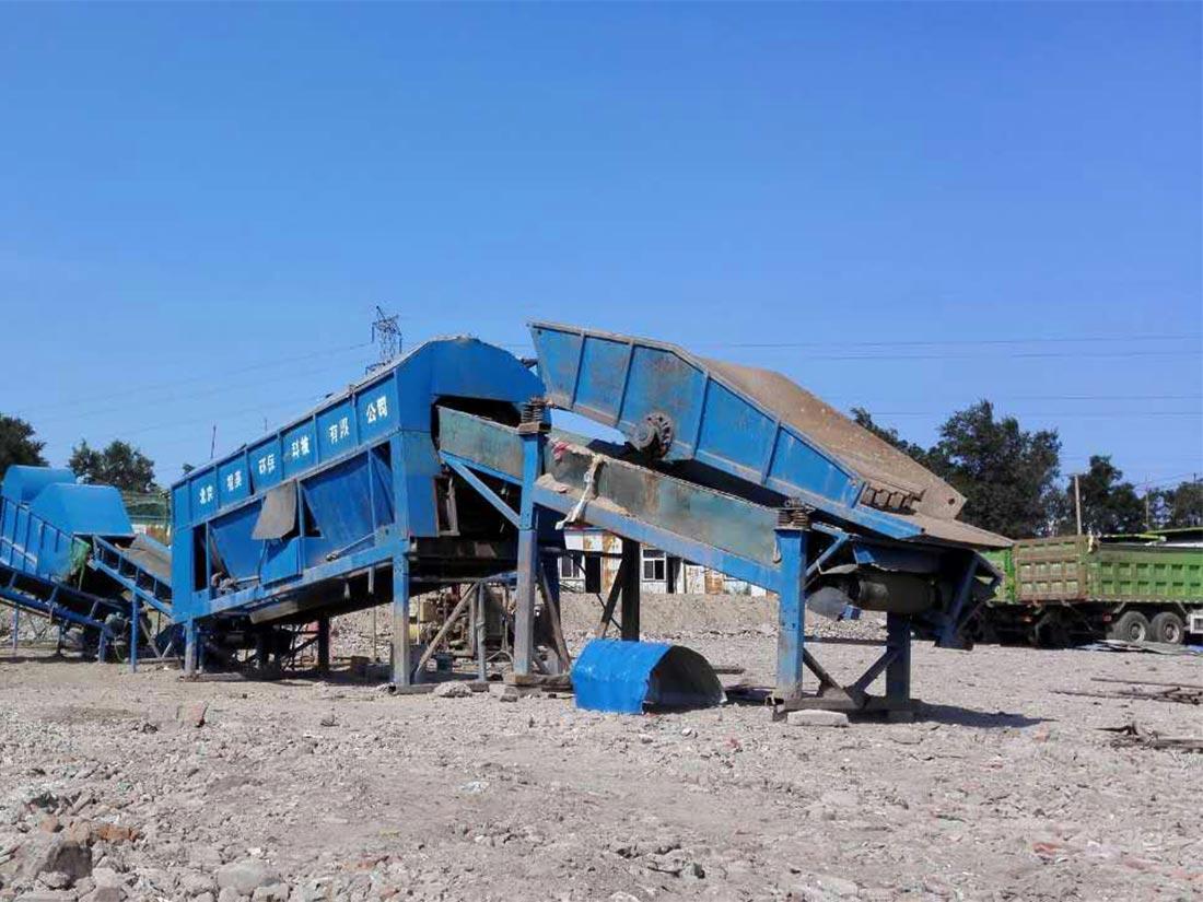 北京丰台区非正规垃圾填埋场治理施工项目